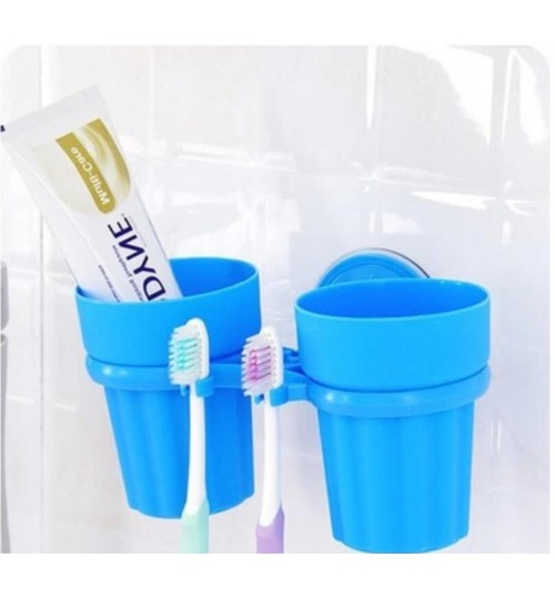 Toothbrush Holder Cup Set