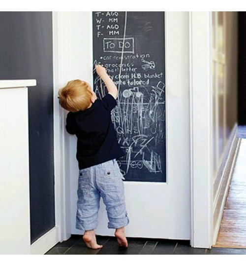 Wall Sticker Blackboard 45X200cm