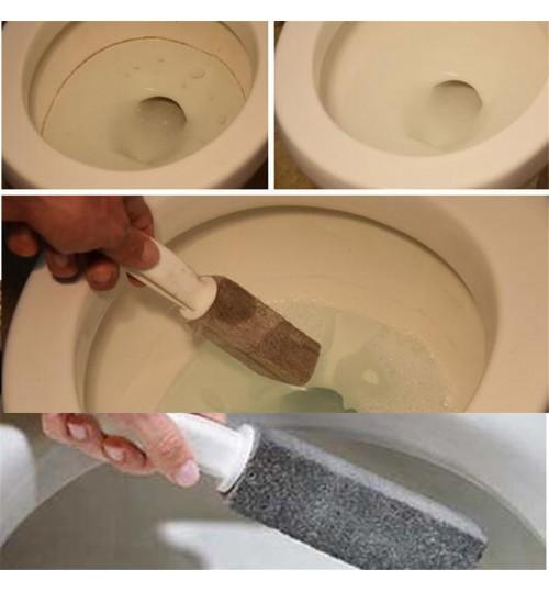 Toilet Brush Natural Pumice Stone