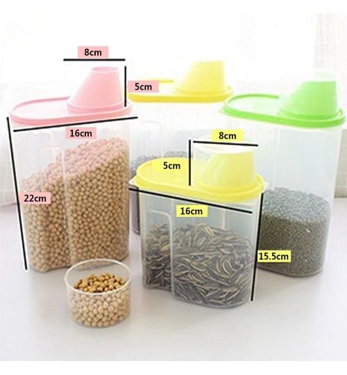e0cd071d215d Buy Food Cereal Grain Bean Rice Storage Box online at Geek Store NZ ...