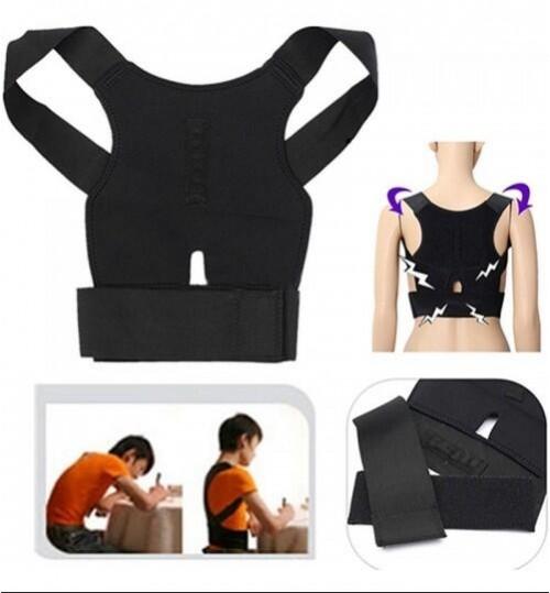 Back Support Lumbar Posture Corrector Back Belt-XL