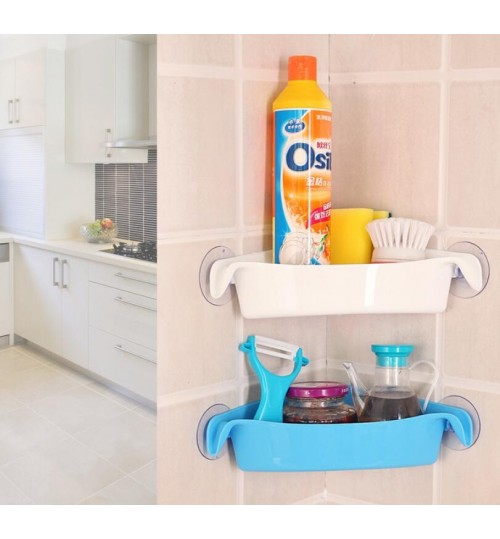 Plastic Suction Cup Bathroom Kitchen