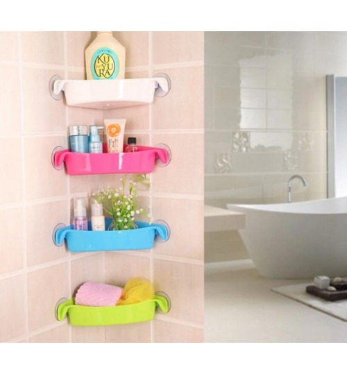 Plastic Suction Cup Bathroom Kitchen