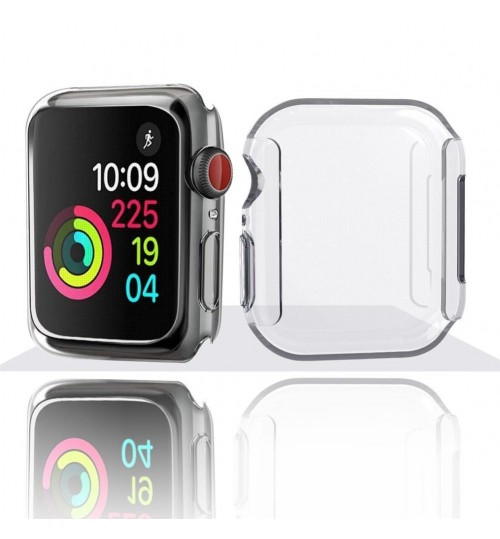 Apple Watch 38 mm Series 2 / 3 Ultra Clear Gel Case