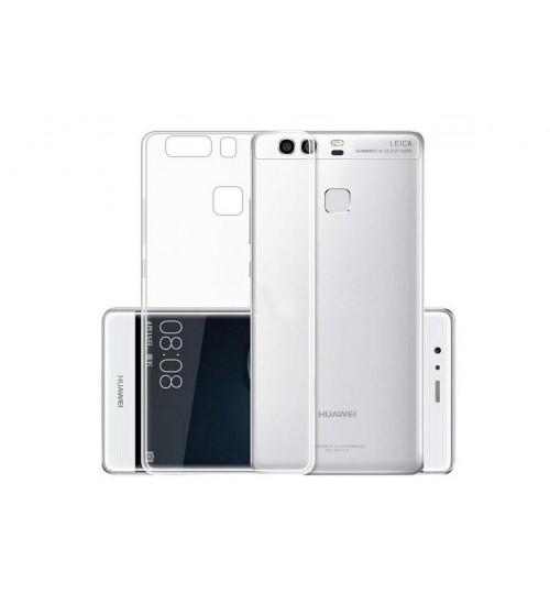 Huawei P9 Case Clear Gel  Soft TPU Ultra Thin Case Cover