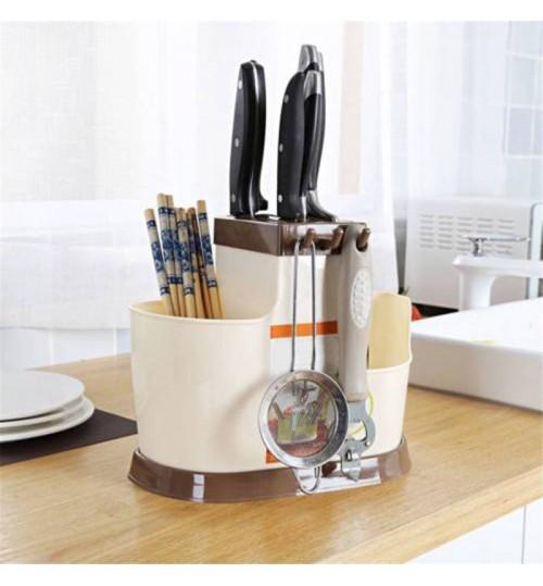 Kitchen Storage Organize Sink Drain Rack