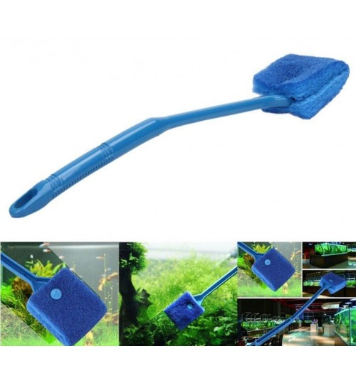 Fish tank Aquarium cleaning brush Plant Algae Scraper