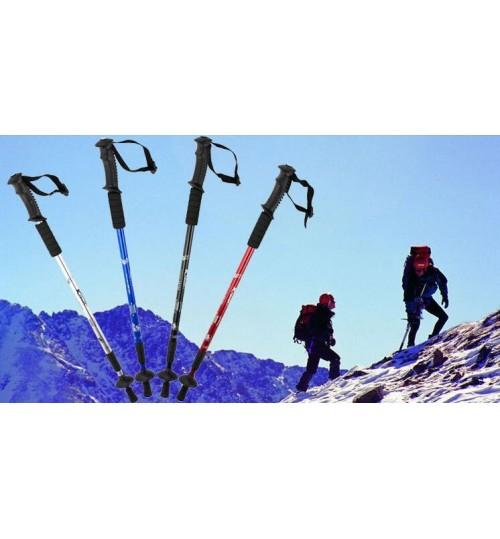 Walking Pole Trekking Stick Cane Anti-Shock Hiking Stick
