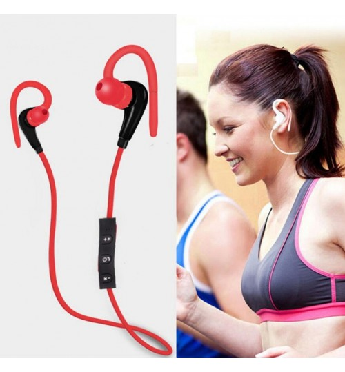 Bluetooth 4.1 Wireless Earphone Sport Headset for iPhone Samsung