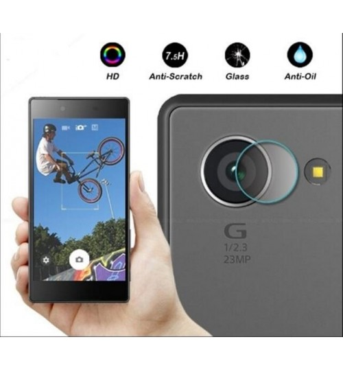 SONY Xperia Z2  camera lens protector tempered glass 9H hardness HD