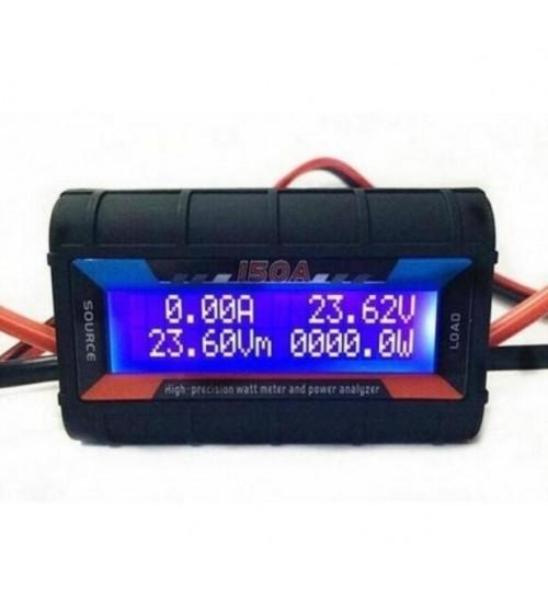150A High precision watt meter and power analyser