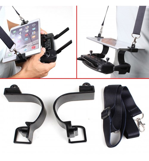 DJI Spark Remote Controller 7.9/9.7 Tablet Extended Bracket Mount Holder