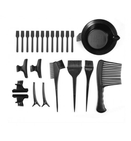 Hair Dye Hair Coloring Tool Kits 23PCS