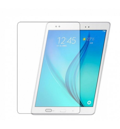 Galaxy Tab A 9.7 inch Soft Ultra Clear HD Film Screen Protector