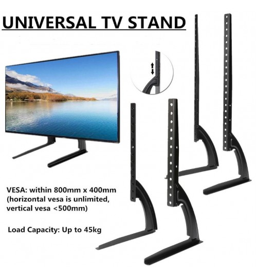 "Universal TV Stand for 32""- 75"""