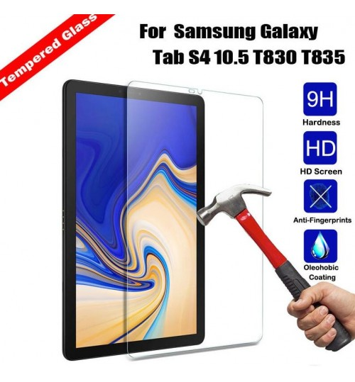 Galaxy Tab S4 10.5 T830 T835 Tempered Glass Screen Protector