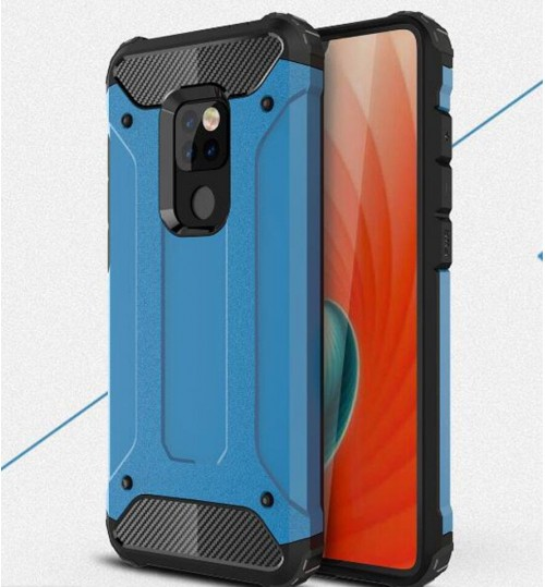 Huawei Mate 20 Case Armor Rugged Holster Case