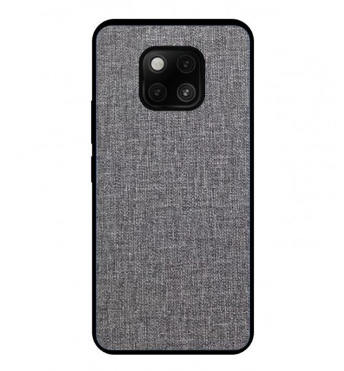 Huawei Mate 20 Pro case with Bumper Case