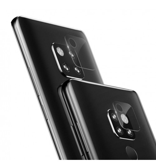 Huawei Mate 20 camera lens protector tempered glass 9H hardness HD