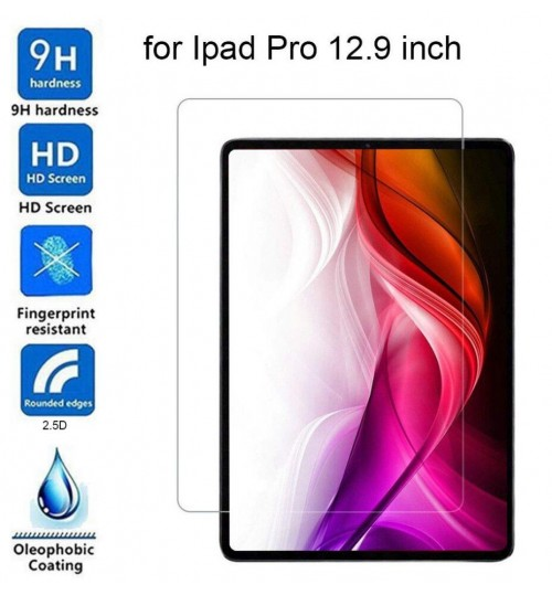 """iPad Pro 12.9"""" 2018 Tempered Glass Screen Protector"""