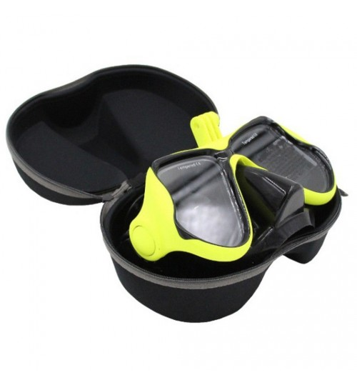 Diving Mask Scuba Glasses Case for GoPro
