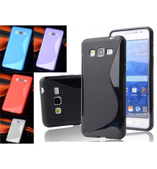 Samsung Galaxy J2 Prime case TPU gel cover S line