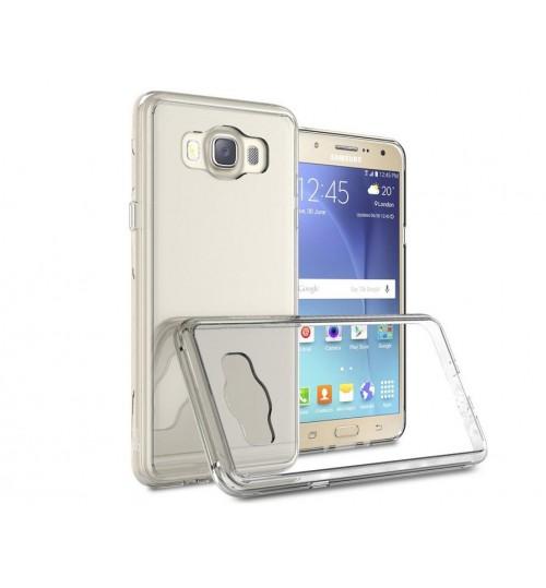 Samsung Galaxy J7 2016 Case Clear Gel Soft TPU Ultra Thin case