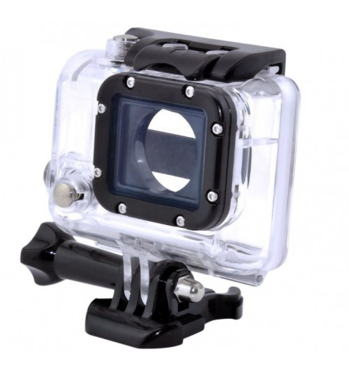 Waterproof Housing Case plus mount compatible with Gopro Hero 3