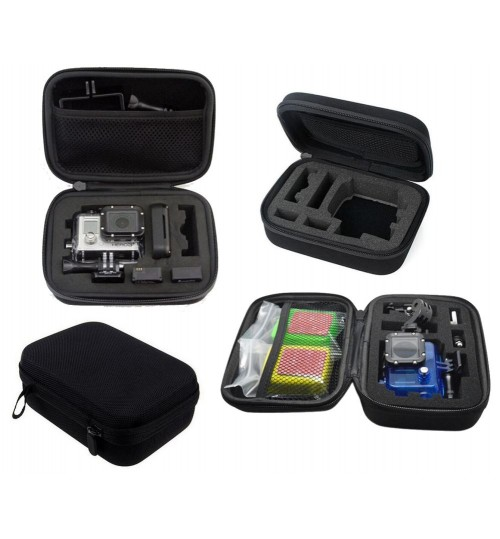 Camera Shockproof Storage Bag compatible with GoPro Hero 3 3+ 4