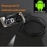 USB Endoscope Inspection Snake Pipe Camera 6LED 3.5m