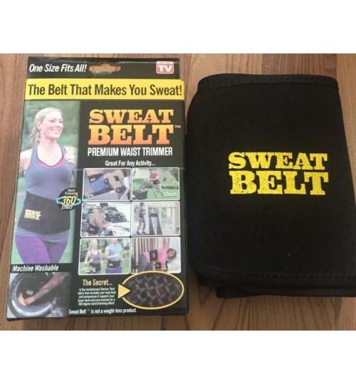 Sweet Sweat Premium Waist Trimmer Belt