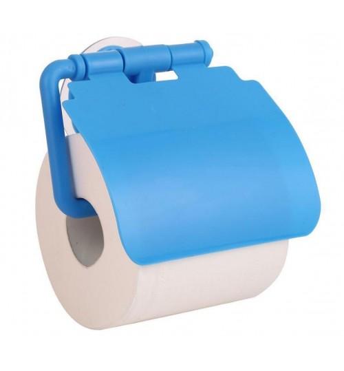 Bathroom Toilet Tissue Roll Paper Plastic Holder
