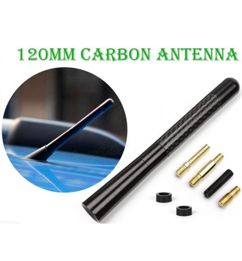 Car Radio Aerial Antenna Carbon Fiber