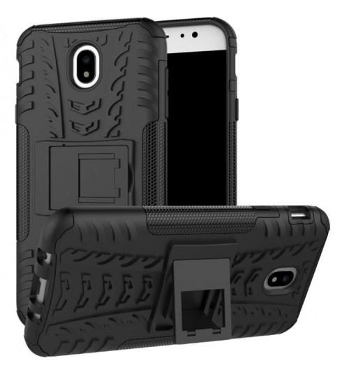 Galaxy J5 PRO 2017 Case Heavy Duty Kickstand combo