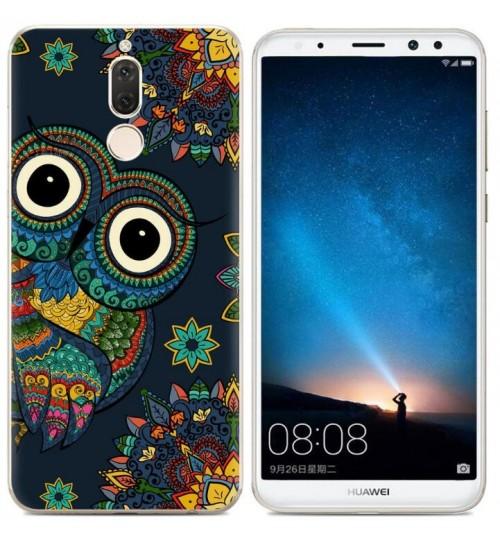 Huawei Nova 2i case Ultra Slim Soft Gel TPU printed case