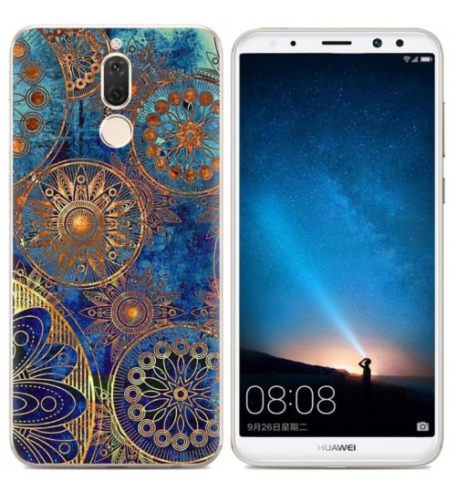 Huawei Nova 2i case Ultra Slim Soft Gel TPU printed case