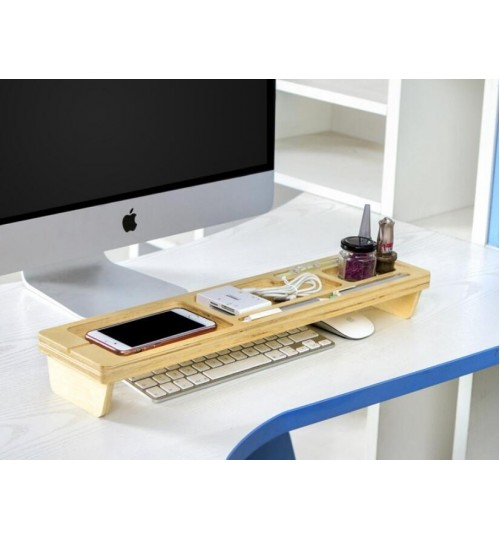 Desktop Storage Rack Desk Organizer Holder