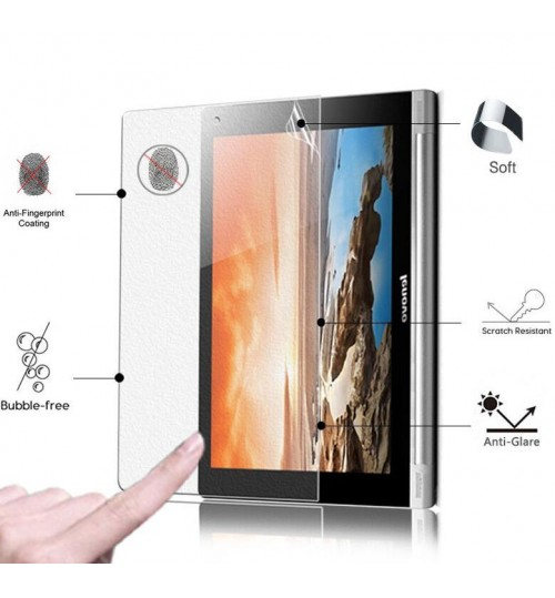 Lenovo Yoga Tab 3 10 inch Soft Ultra Matte Film Screen Protector