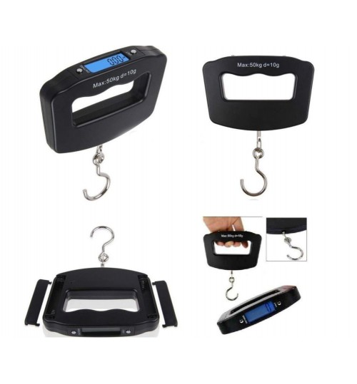 Scale Electronic Travel Luggage hand held