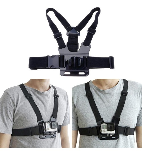 GoPro Hero Compatible Chest Mount Harness