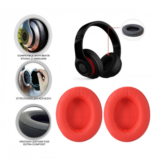 Ear Pad Soft Foam Cushion for Beats Studio 2.0 Headset