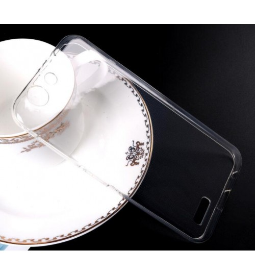 Vodafone E8  Case Clear Gel Ultra Thin soft tpu case