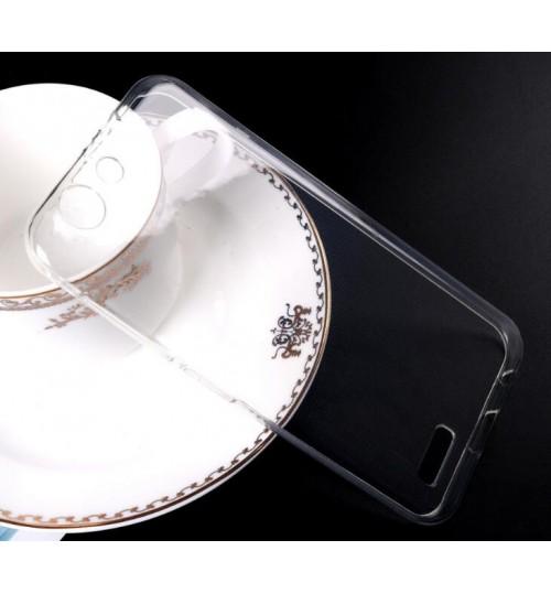 Vodafone E8  Case Clear Gel Ultra Thin soft tpu case