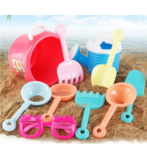 Kids Sand Playing Tool Beach Toys Set