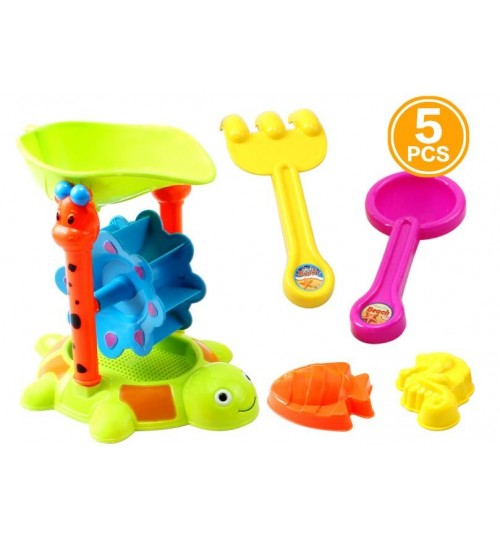 Beach Toys 5PCS Beach Sand Toys Set for Kids