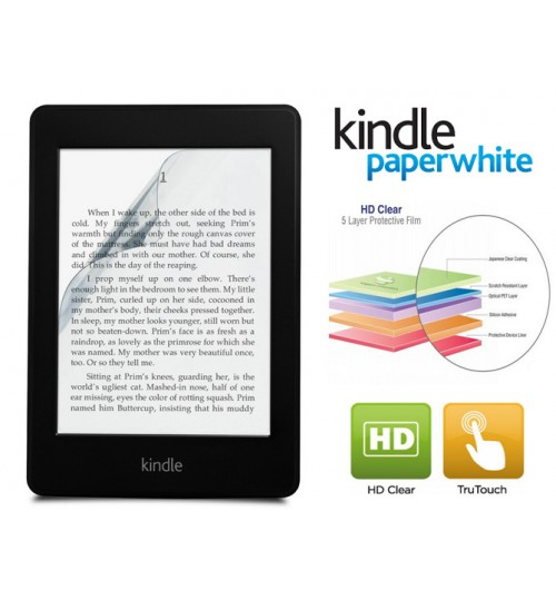 Kindle Paperwhite Ultra Clear Screen Protector
