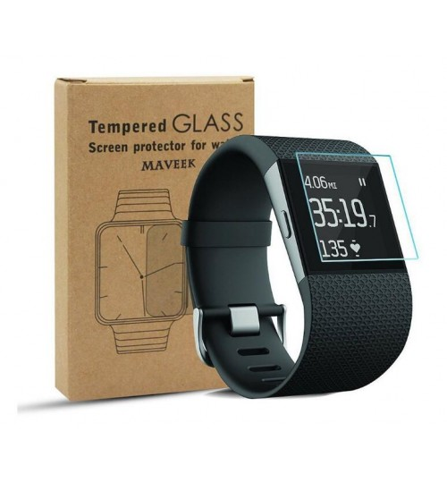 FitBit Surge Watch Tempered Glass Screen Protector