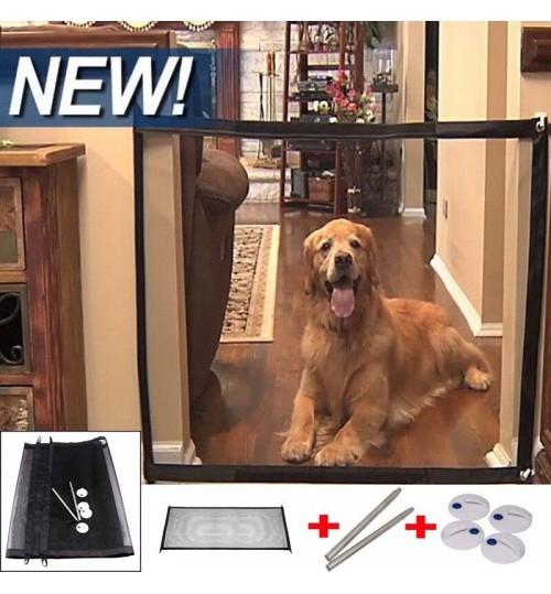 Magic Dog Cat Gate