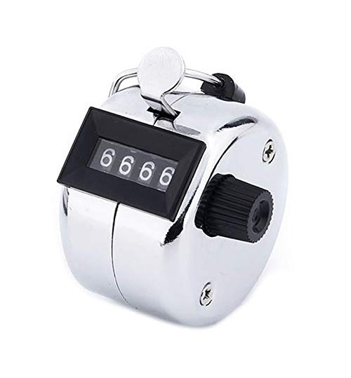 4 Digit Tally Counter