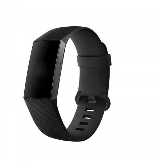 Fitbit charge 3 Silicone Watch Band - Replacement